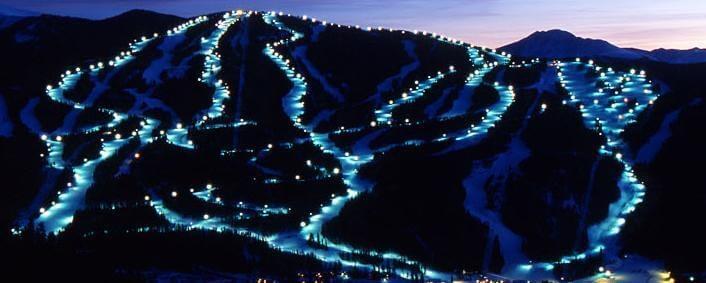 Keystone_Night_skiing